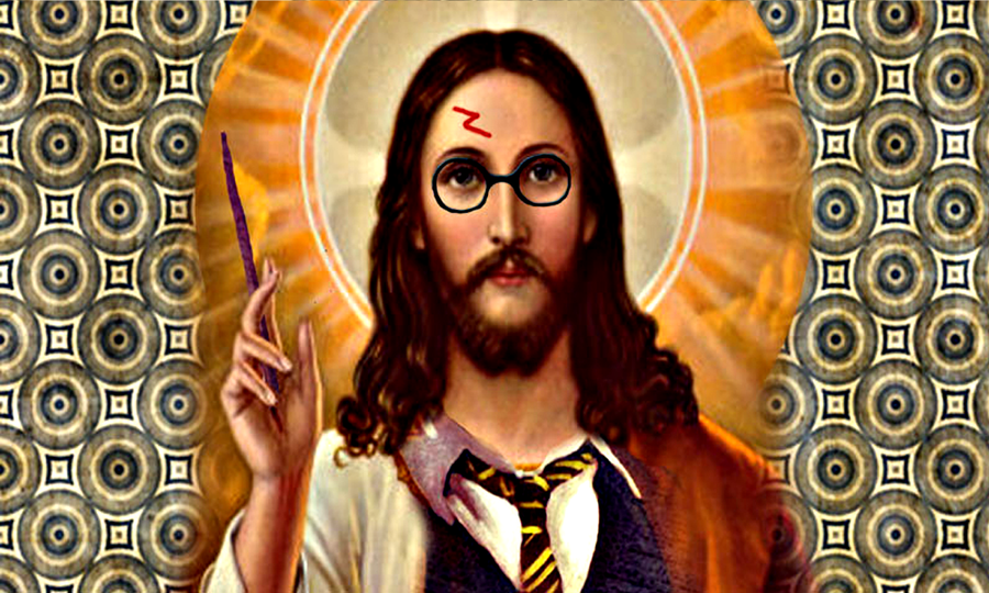 harry potter and jesus The truth about harry potter and jesus: religious symbolism, controversy and theology in jk rowling's deathly hallows.