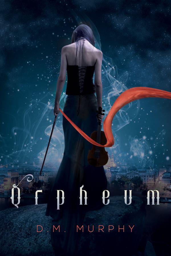 Paranormal romance book cover - dark fantasy by teosocrates