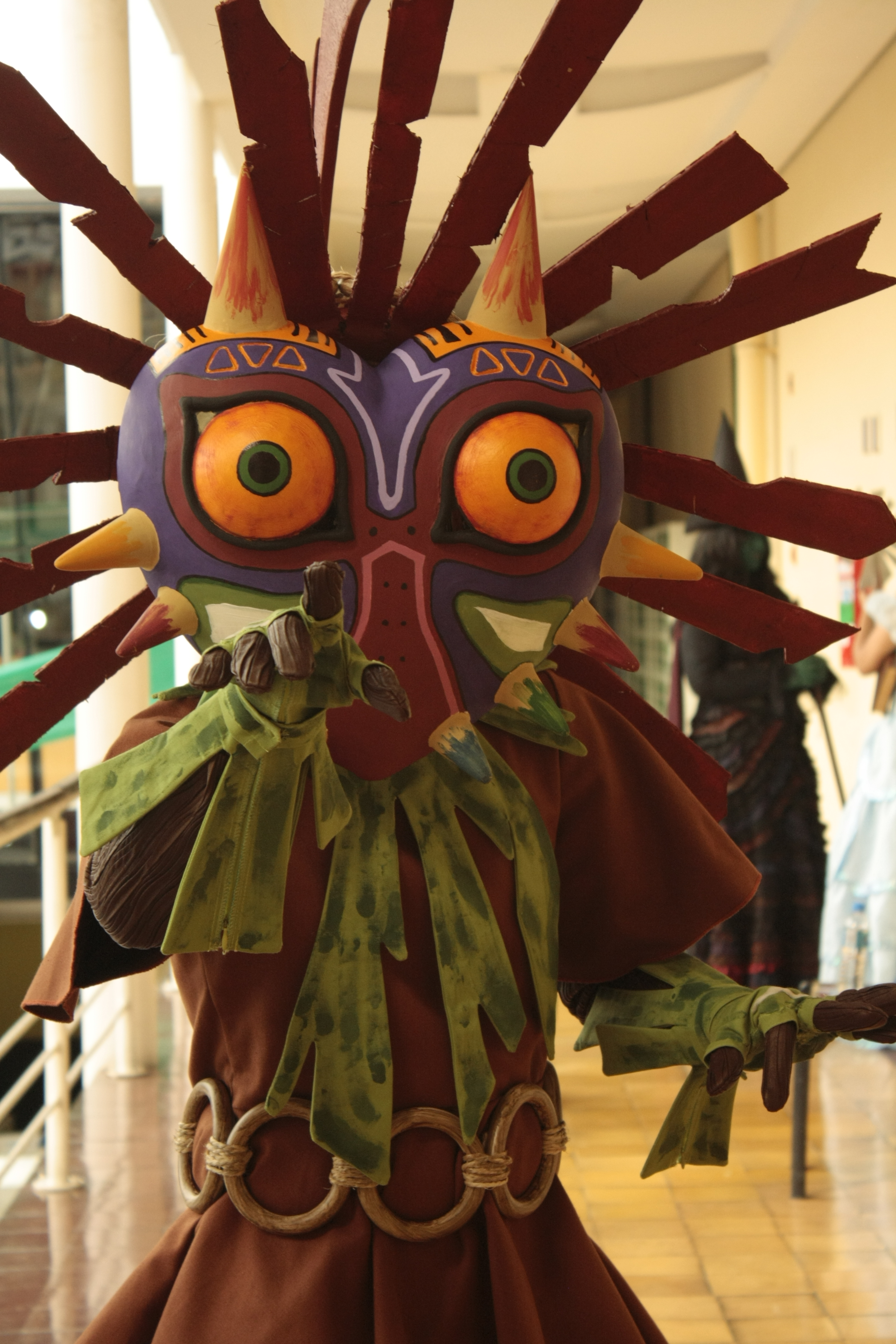 Skull Kid by IgorTodd