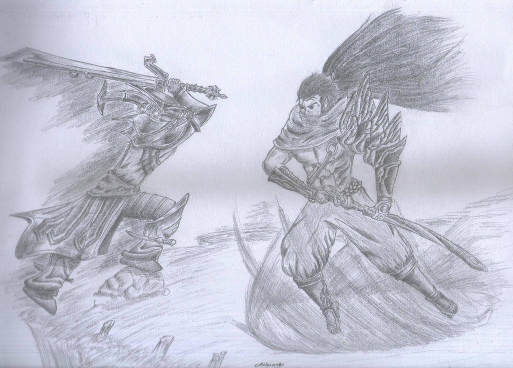 master yi vs yasuo - photo #12