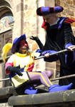 Clopin and Frollo