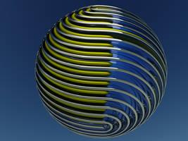 SphereBlaze by FracTaculous3D