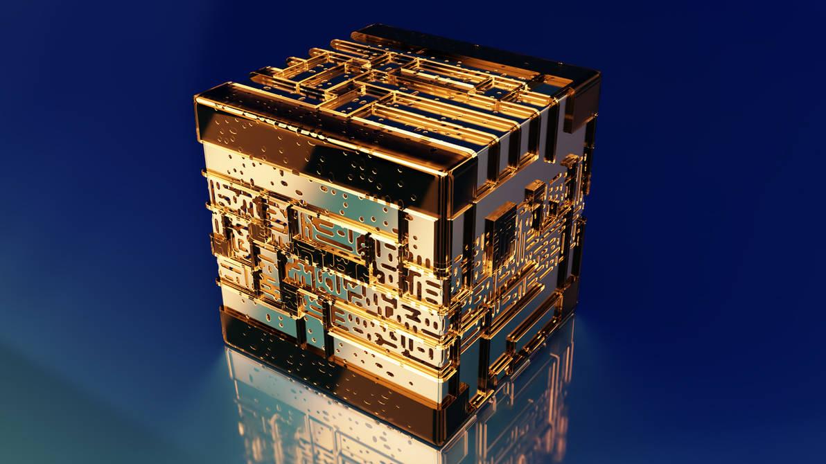 Symbiotic Box by FracTaculous3D