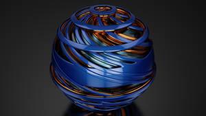 BlueTwist by FracTaculous3D