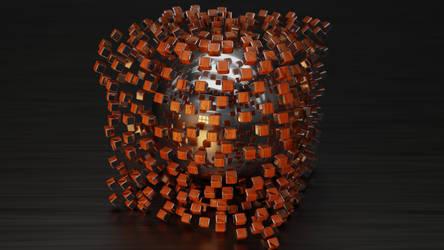 CubesCubes by FracTaculous3D