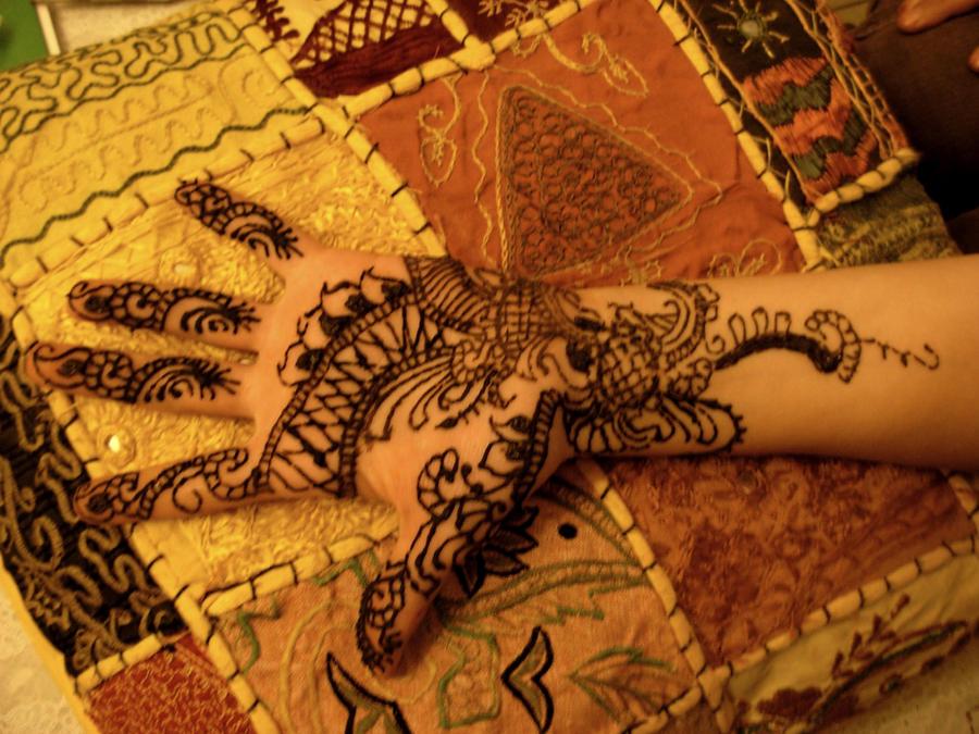 Henna Tattoo Hand Design By AprilMo On DeviantArt