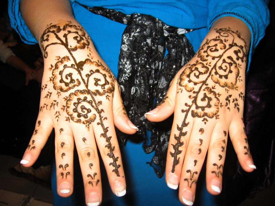Henna Tattoo Hand Images Amp Pictures  Becuo