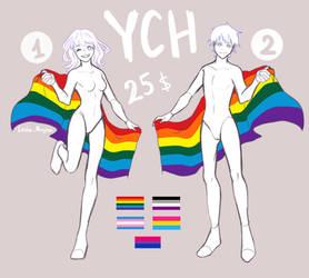 [OPEN] YCH #10 (5/10 slots) by Leslie-Nagisa