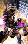 Transformer Fall of Cybertron