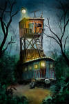The Lost Train Lookout