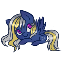 PC - Starlight Speckle by CloudBrownie
