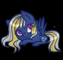 PC - Starlight Speckle by CloudBrownie