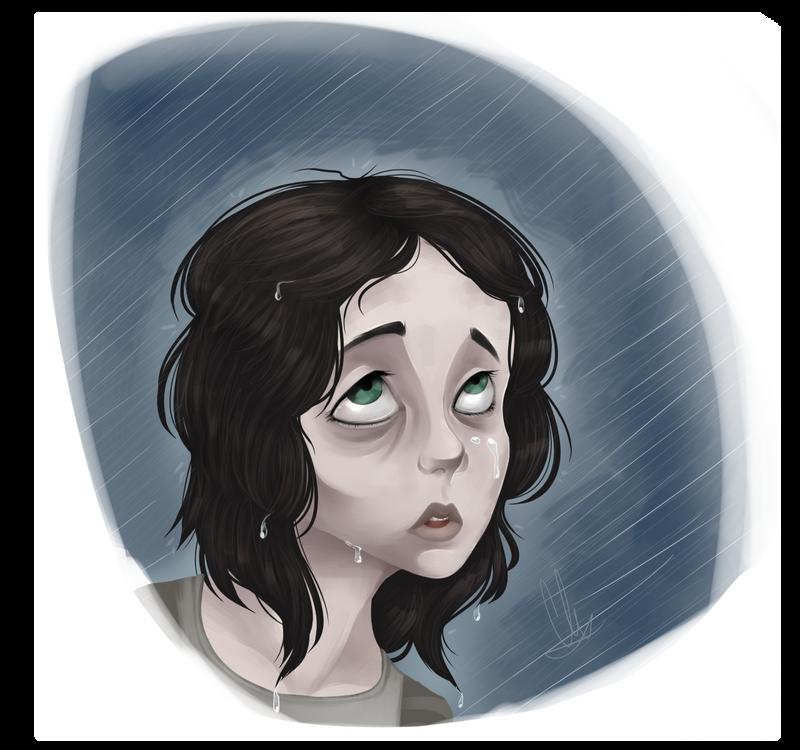 Imprisoned by broken memories by CloudBrownie