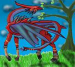 Dragon hoof for DragonLegna V2 by PCRaven
