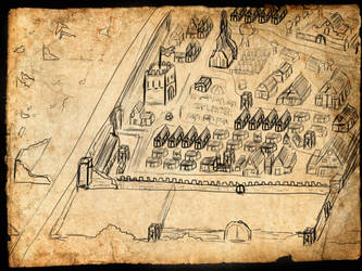 Old Haven Map by PCRaven