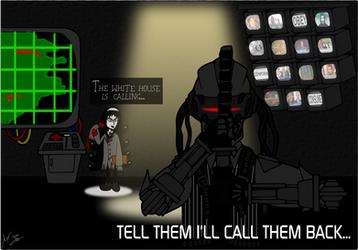 The Dystopian Hero... by VicMartinezJr