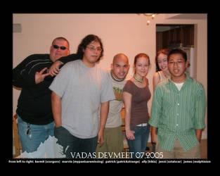 VADA Devmeet Pic 01 by TheV-A-D-A
