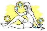 My first ID: Sunflowers