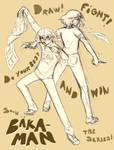 Bakuman style