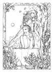 Tinta plana portada c4 by Laurielle-Maven