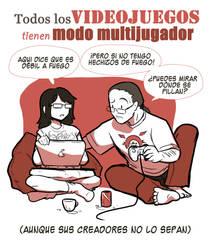 Modo multijugador by Laurielle-Maven