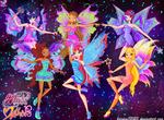 Mythical Winx Club!