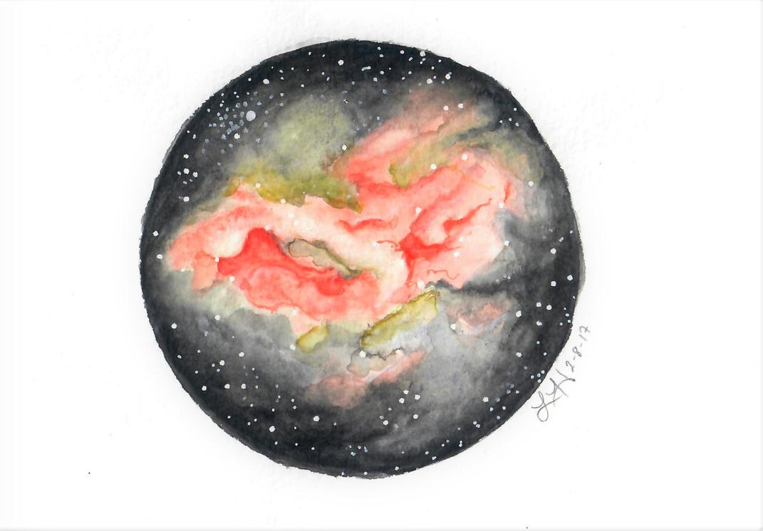 Nebula 28171836 by laurenhuyserart