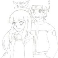 Naruto - NaruHina by CloudieDreamer