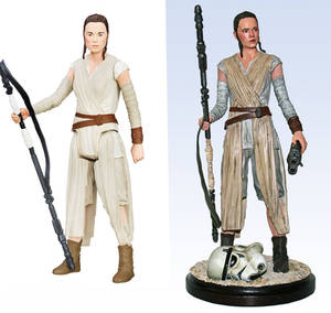 Scavenger Rey Toy conversion