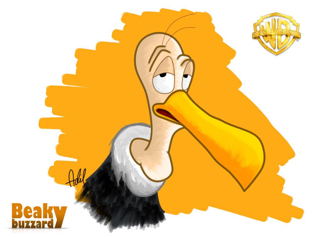beaky buzzard wallpaper