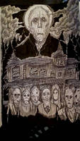 The House of Scarecrows  by MrBSomething