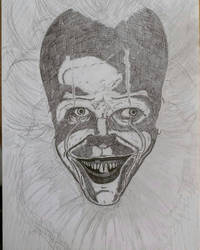 Pennywise the Dancing Clown (WIP) by MrBSomething