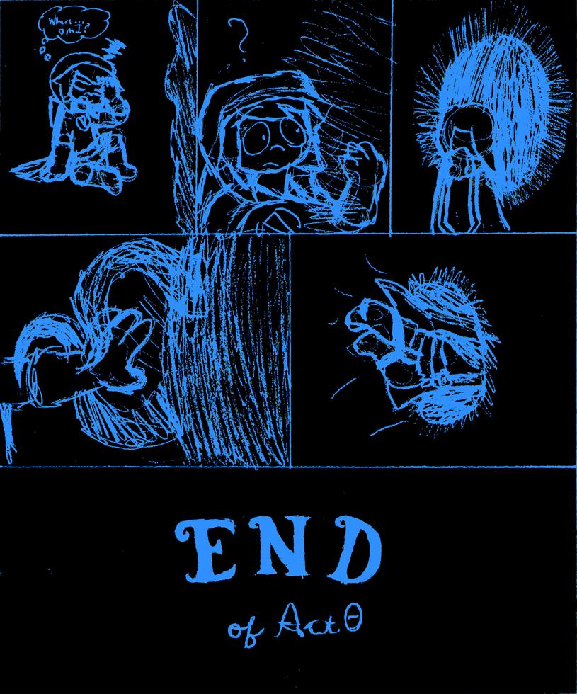 Dark World 2 OCT - Audition - Final Page by HiddenZealot