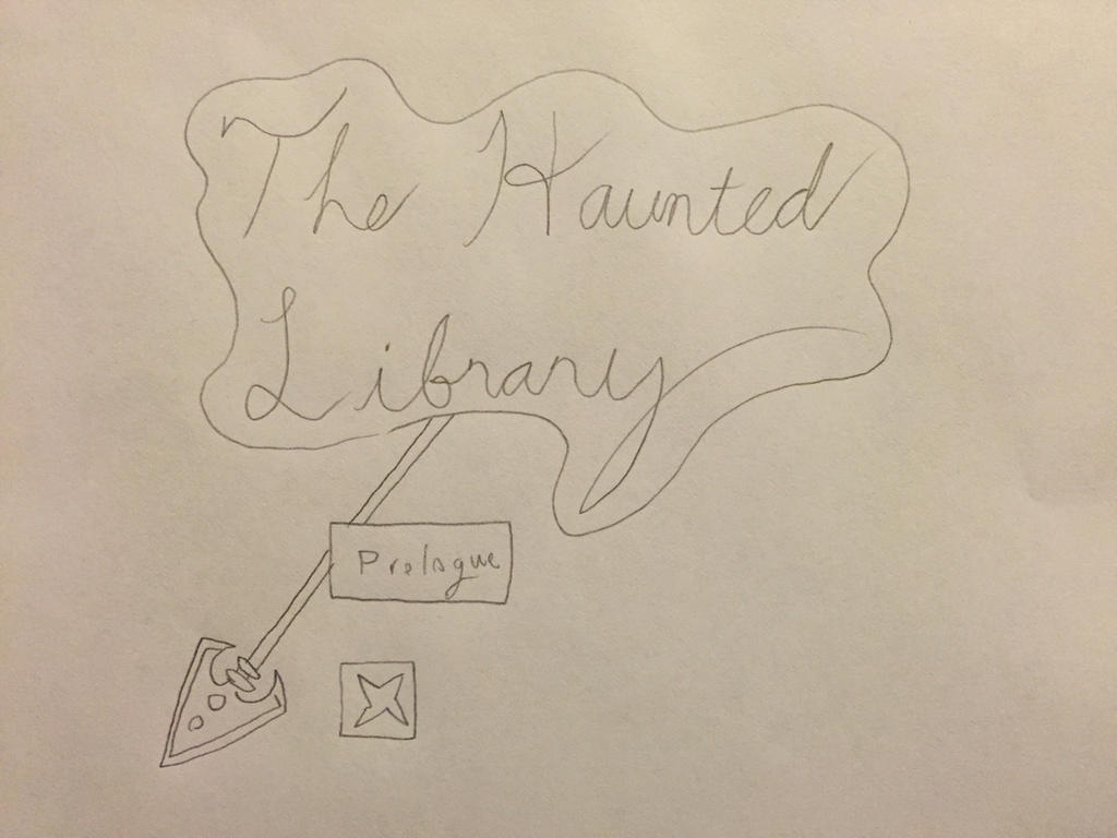 The Haunted Library Audition Cover by HiddenZealot