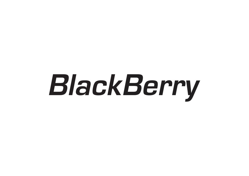 BlackBerry Logo Redesign by RobMakes