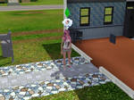FINALLY!!This is her house~