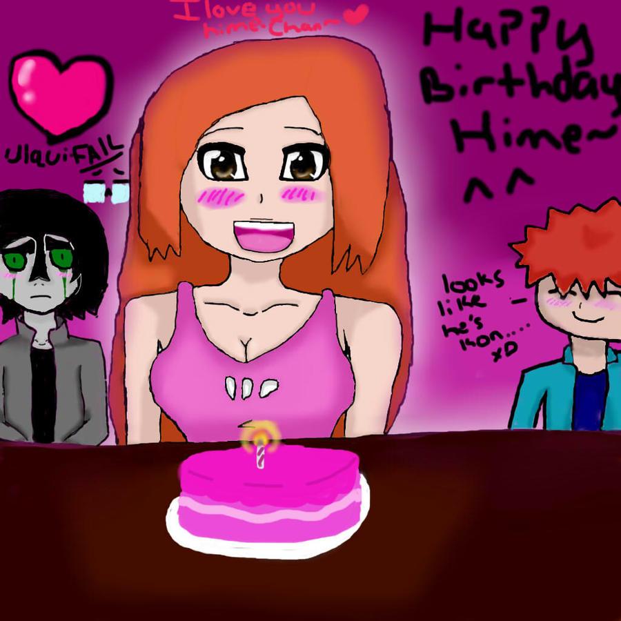 Happy Birthday Hime-Chan!