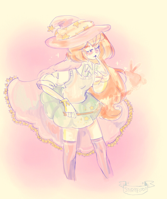 witchy by peach-pulp