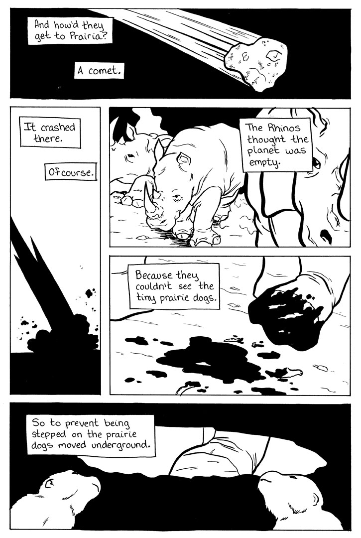 It came from outer space page4 by kellhound1365 on deviantart for Watch it came from outer space