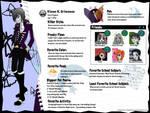 Monster High OC Kimon
