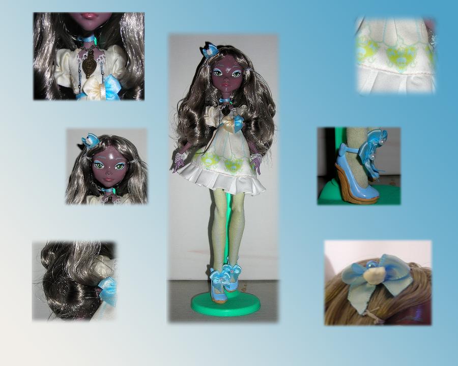 SocialOuting Chara Custom by JadeJeebie