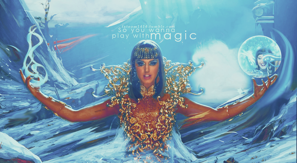 Dark Horse - Katy Perry by fato0o0ma on DeviantArt