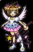 Card Captor Sakura doll by ma-petite-poupee