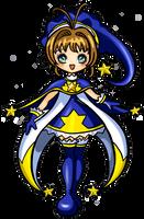 Card captor sakura joker cutee by ma-petite-poupee