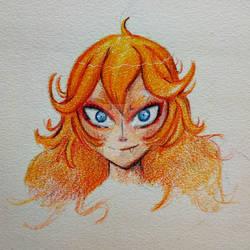Mereoleona doodle