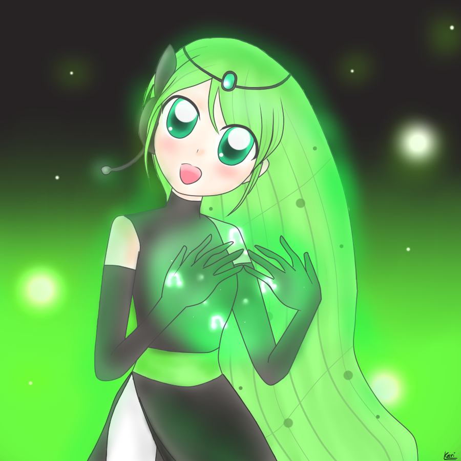 ~Song of my soul~ (Meloetta aria forme gijinka) by ...