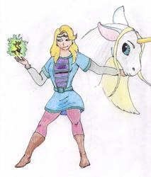 Character Design - Alia by BlackWolfe-Coyoten