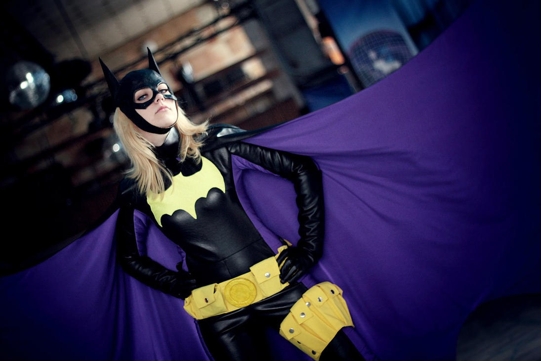 Batgirl - Stephanie Brown by Bat-s
