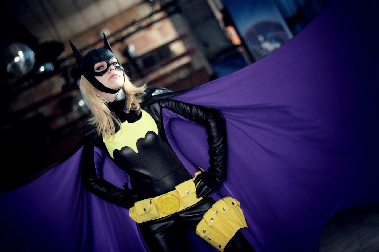 Batgirl - Stephanie Brown by Bat-s