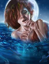 Fiskflicka by ulamosart